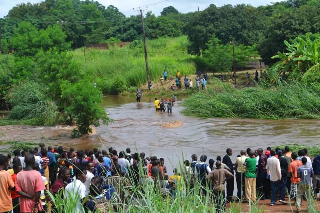 Mindre oversvømmelse1